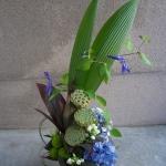 個展のお祝い花
