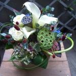周年記念のお祝い花