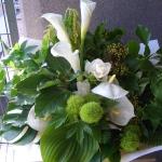 1周忌のお花