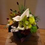 コンサートへお祝い花